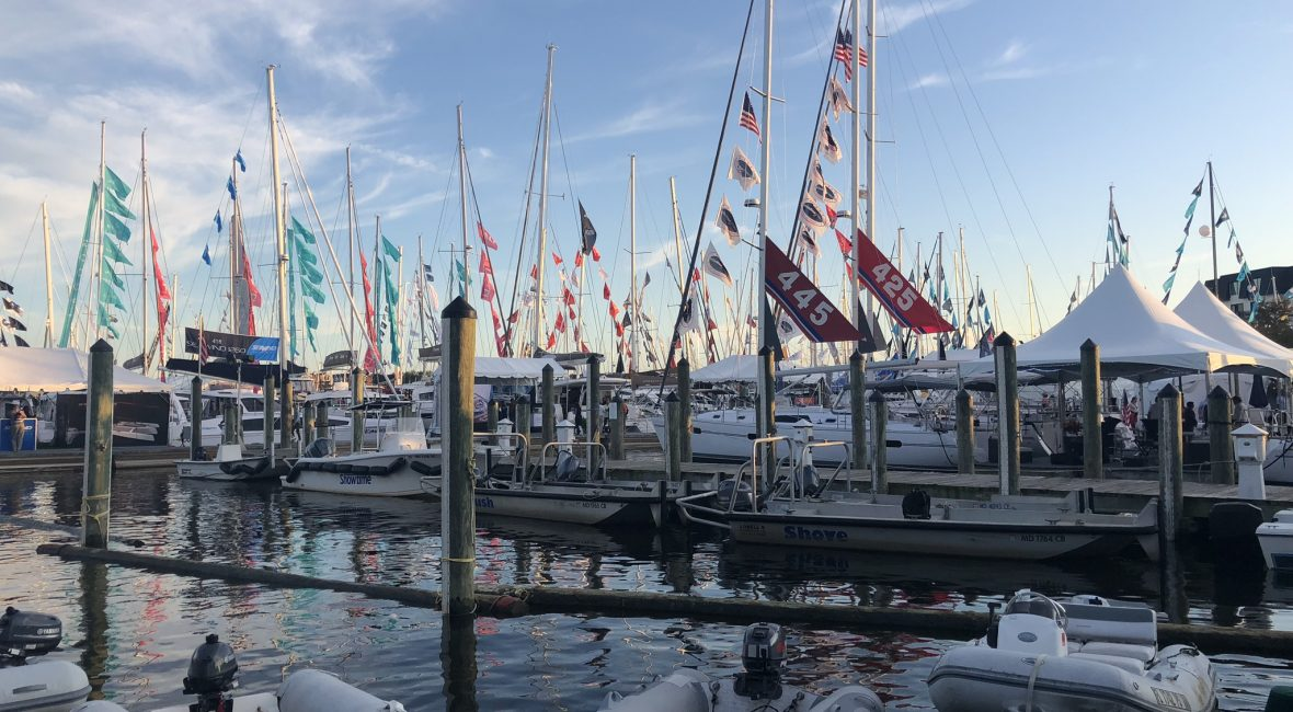 US Boat Show Annapolis 2019